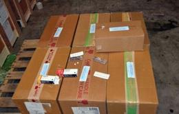 Hải quan Tân Sơn Nhất bắt lô thuốc gây nghiện hơn 2 tỷ đồng
