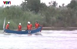Phú Yên: Diễn tập phòng chống lụt bão, tìm kiếm cứu hộ cứu nạn