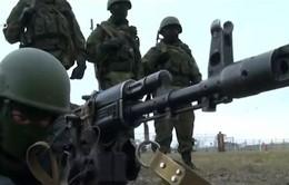 Nga tập trận gần biên giới với Ukraine