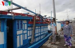 Khánh Hòa: Tàu cá KH 98192 TS bị cướp trở về đất liền an toàn