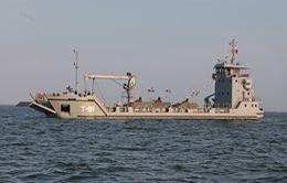 Cuba bàn giao tàu chở hàng cuối cùng cho Venezuela