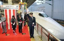 Tàu cao tốc Shinkansen - phương tiện giao thông chính của Nhật Bản
