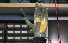 Cánh tay giả được điều khiển bằng não