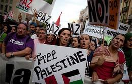 Nghị viện châu Âu ủng hộ công nhận Nhà nước Palestine