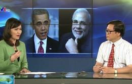 """Mối quan hệ Mỹ - Ấn sẽ sớm trở nên """"nồng ấm"""""""