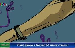 Dịch bệnh Ebola dưới góc nhìn phim hoạt hình