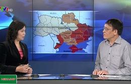 """""""Nga luôn là mấu chốt tháo gỡ căng thẳng tại miền Đông Ukraine"""""""