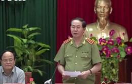 Bộ trưởng Trần Đại Quang đánh giá cao công tác PC tham nhũng tại Bình Định