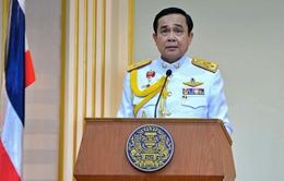 Nội các Thái Lan tuyên thệ nhậm chức trước Nhà Vua