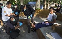 Thái Lan bắt giữ hai nghi can giết hại du khách Anh
