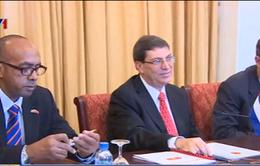Bộ trưởng Ngoại giao Cuba thăm chính thức Việt Nam