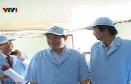 Đoàn công tác Ban Kinh tế Trung ương thăm và làm việc với tỉnh Bạc Liêu