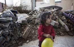 2014: Năm tồi tệ nhất với trẻ em vùng xung đột