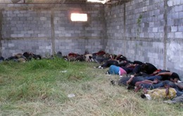Mexico: Cảnh sát liên quan đến thảm sát người nhập cư