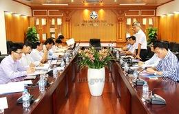 Bộ GTVT lập Hội đồng kỷ luật Lãnh đạo CIENCO 1