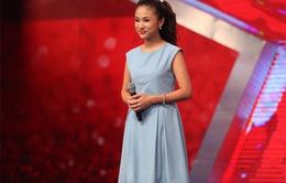 Vân Hugo tự tin với vai trò MC của Vietnam's Got Talent 2014