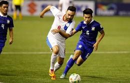 Thắng thuyết phục Philippines, Thái Lan vào chung kết AFF Cup