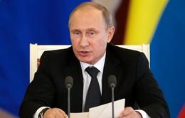 Tổng thống Nga Putin - Nhân vật quyền lực nhất thế giới