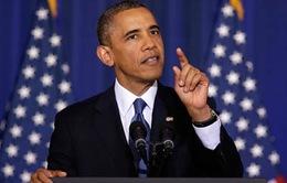 Tổng thống Obama sẵn sàng ký thực hiện dự luật chi tiêu ngân sách 2015
