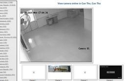 Gần 1.000 webcam tại Việt Nam bị theo dõi