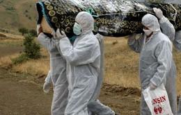 Canada ngừng cấp thị thực cho công dân từ vùng dịch Ebola