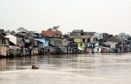 Hỗ trợ các hộ nghèo miền Trung xây nhà phòng, tránh bão lụt