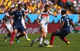 Henry tiếc cho Muller đứng ngoài Top 3đề cửQuả bóng Vàng