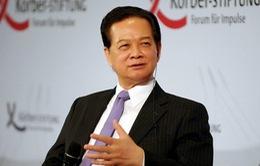 Thủ tướng trao đổi về những thách thức đối với hòa bình, an ninh và phát triển