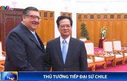 Thủ tướng Nguyễn Tấn Dũng tiếp Đại sứ Chile