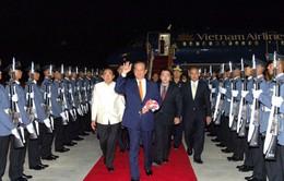Bắt đầu Hội nghị thượng đỉnh hợp tác Mekong mở rộng GMS