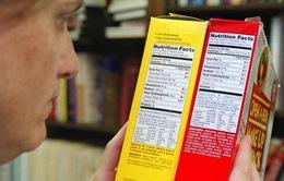 Quy định cảnh báo dị ứng thực phẩm có hiệu lực ở EU
