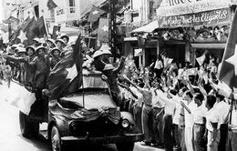 Hà Nội gặp gỡ những nhân chứng lịch sử giải phóng Thủ đô