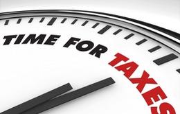 Giảm mức phạt chậm nộp thuế từ 1/1/2015