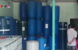 """Không nên tái sử dụng thùng đựng hóa chất công nghiệp quá """"đát"""""""