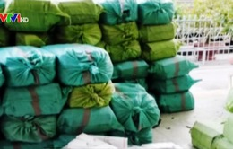 Long An: Bắt 35.000 bao thuốc lá lậu