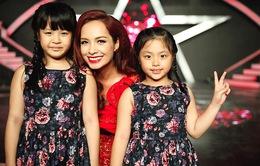 Những hình ảnh ngọt ngào của gia đình người mẫu Thúy Hạnh