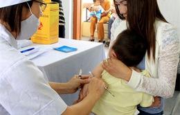 66.000 trẻ em Đà Nẵng được tiêm miễn phí vaccine viêm não Nhật Bản