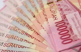 Đồng Rupiah của Indonesia giảm mạnh