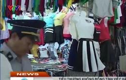 Xây mới chợ Tân Bình: Hàng ngàn tiểu thương phản đối