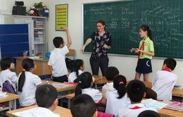 Đổi mới dạy và học Ngoại ngữ trong trường Tiểu học