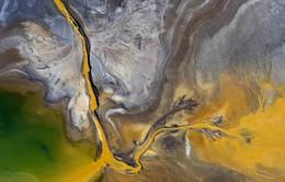 Những hình ảnh tuyệt đẹp về Trái Đất nhìn từ trên cao