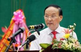 Đồng chí Tô Huy Rứa tiếp xúc cử tri Bắc Ninh