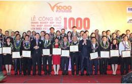 Tôn vinh doanh nghiệp nộp thuế nhiều nhất Việt Nam
