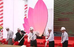 Khởi công xây dựng nhà máy Tôn Hoa Sen Nghệ An