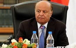Tổng thống Yemen giải tán Quốc hội