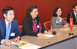 Việt Nam tham dự Đại Hội đồng IPU lần thứ 131 tại Geneva