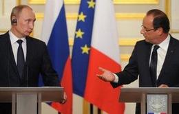 Tổng thống Pháp: Đàm phán về Ukraine có tiến bộ