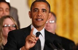 Mỹ sẽ chống lại lực lượng IS bằng các cuộc không kích