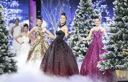 Top 12 Hoa khôi áo dài Việt Nam kiêu sa trong trang phục của Lý Quí Khánh