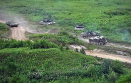 Nga kiểm tra khả năng chiến đấu của quân khu miền Đông